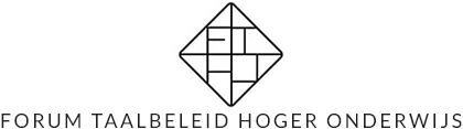 Logo Forum Taalbeleid Hoger Onderwijs